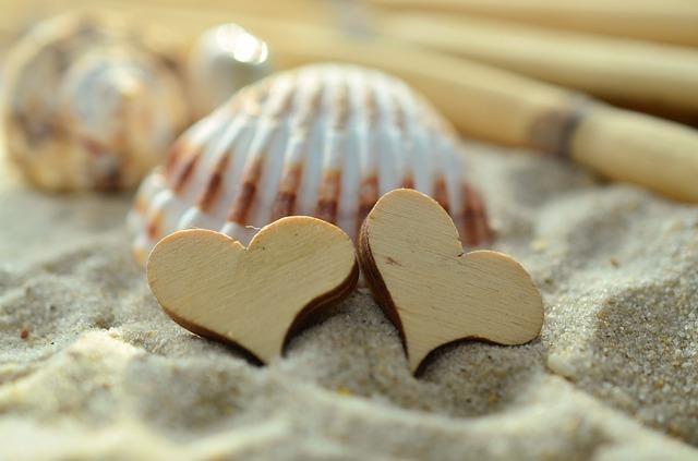 砂浜の画像
