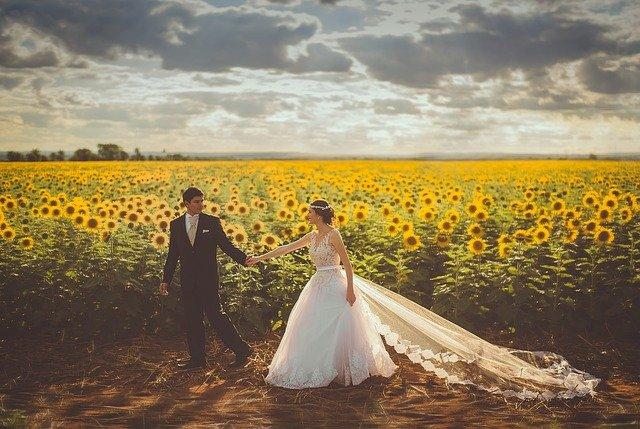 結婚カップルイメージ