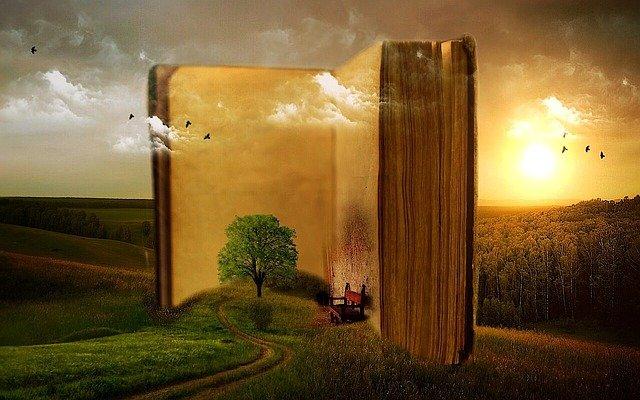 不思議な本の世界